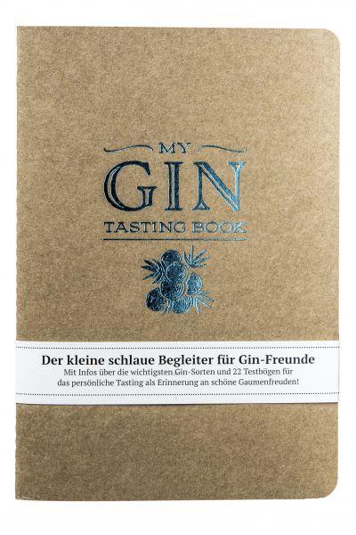 Gin Tasting Book