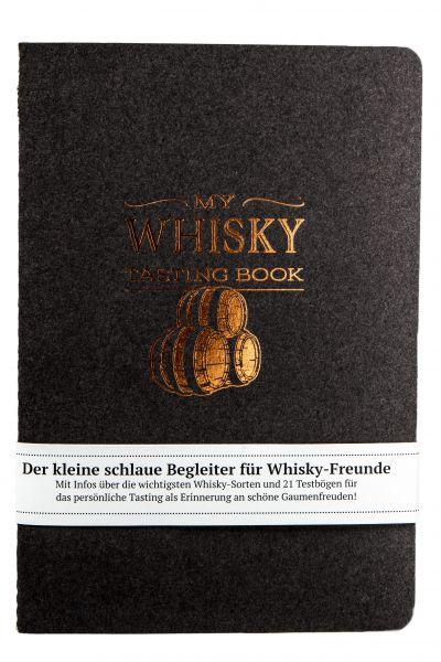 Whisky Tasting Book