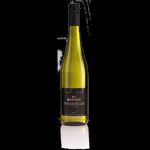 Burgen Muskateller Wein 750ml